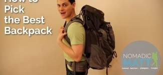 How to Pick the Right Backpack