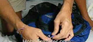 Make Your Travel Backpack Lockable