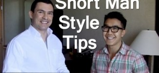 Short Man Fashion & Style