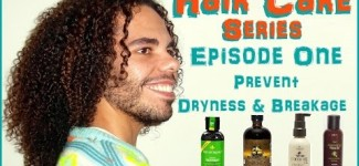 Prevent Dryness & Breakage Using Black Castor Oil for Man