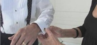 How to Put On Cufflinks