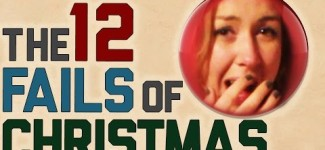 FailArmy Presents: The 12 Fails of Christmas || A Musical Fail Compilation
