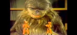 "The Star Wars Holiday Special (HD) ""The WHIO 1st Generation 2013 VHS"""