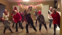 Family Goals – Family of Eight Kids Christmas Dance 2015 – Justin Bieber Song