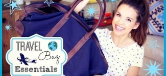 How to Pack a Bag with Essential Travel Items