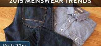 Man Fashion Tips for 2015
