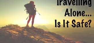 Backpacking Tips: Travelling Alone