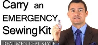Survival Item – Emergency Sewing Kit