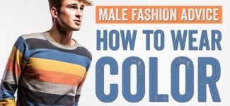 Men Need to Know About Wearing Color
