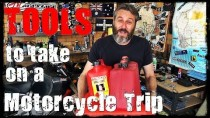 Equipment to take on a Motorcycle Trip