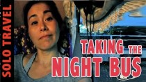 Travel Tips: Traveling on a Night Bus