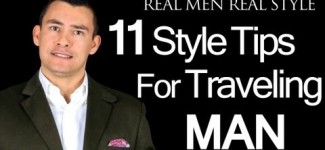 Style & Grooming Tips for the Traveling Man