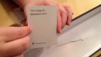 Cards Against Humanity: How to remove the secret card from The Bigger, Blacker Box