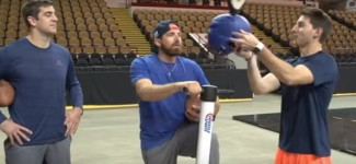 Chris Paul & Aaron Rodgers Trick Shot Challenge