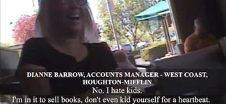 "Undercover Common Core Vid: Exec Says ""I hate kids…it's all about the money"""
